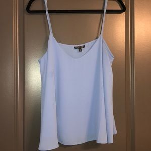 TOPSHOP baby blue tank. OPEN TO OFFERS! 💙